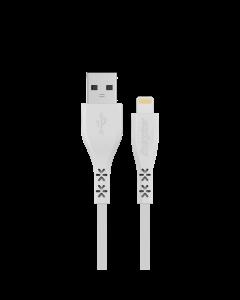 Energizer 1.2m Lifetime Warranty Lightning Cable - White