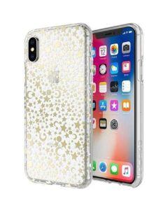 Incipio Design Series Classic iPhone X/10Cover - Cosmic Metallic