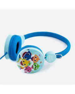 OTL Kids Core Headset Baby Shark family in Blue sold by Technomobi