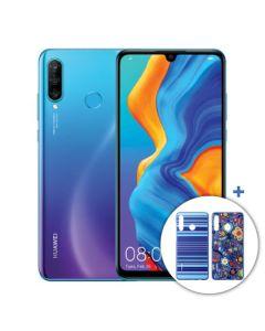Huawei P30 Lite 2020 128GB - Peacock Blue