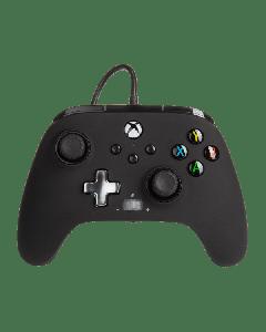 PowerA Xbox Enhanced Wired Controller - Black