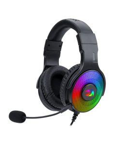 Redragon Pandora RGB In-Line Controller Gaming Headset - Black