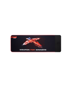 Canyon MP-W7 Gaming Mouse Mat With Wireless Charger - Black