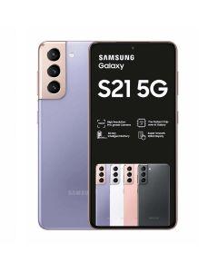 Samsung Galaxy S21 5G Dual Sim 256GB in Phantom Violet sold by Technomobi