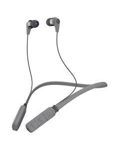 Skullcandy Inkd 2.0 In-Ear Wireless / Bluetooth Earphones - Street/Gray/Chr