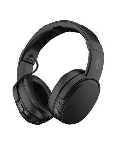 Skullcandy Crusher Over-Ear Wireless / Bluetooth Headphones - Black/Coral