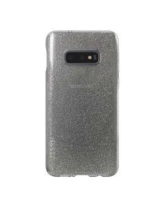 Skech Samsung Galaxy S10e Sparkle Case - Snow