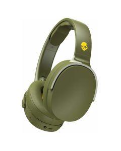 SkullCandy Hesh 3 Wireless Over-Ear Headset - Moss/Olive/Yellow