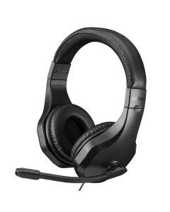 Nitho NX120 Wired Gaming Headset With Mini-Jack Plug - Black