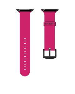 Superdry Apple Watch 42/44 WatchBand - Pink
