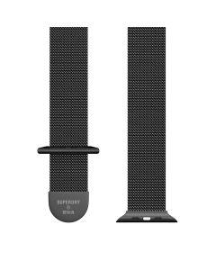Superdry Apple Watch 38/40/42/44 WatchBand Chain - Black