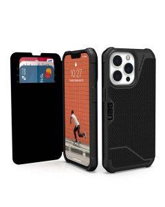 UAG Apple iPhone 13 Pro Metropolis Case - Kelvar Black