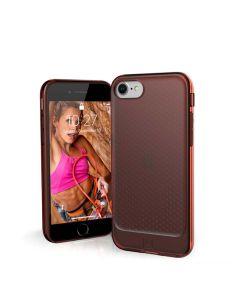UAG Apple iPhone SE 20/8/7/6 U Lucent Case - Orange