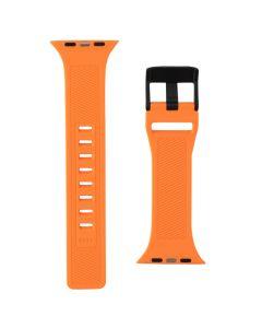 UAG Apple Watch 44/42mm Scout Strap - Orange