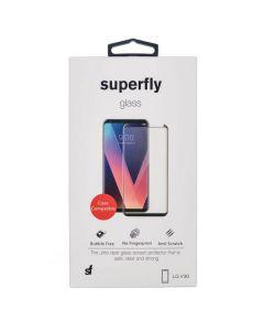 Superfly Tempered Glass LG V30 Case Friendly