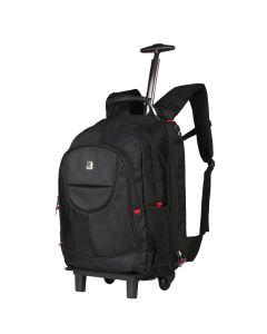 "Volkano Drifter series 16"" Trolley backpack - Black"