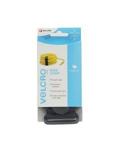 Velcro® Brand Wide Strap 50Mm X 92Cm X 1 Black