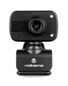 Volkano Zoom 700P Webcam - Black