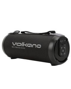 Volkano Mini Mamba Series Bluetooth Speaker - Black