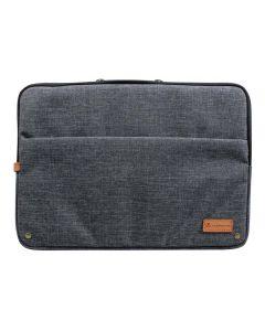 """Volkano Premier series 13.3"""" Laptop sleeve - Black"""