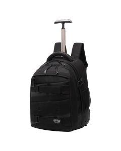 Volkano Bam M Trolley Backpack 18L - Black
