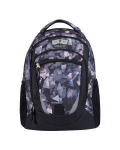 Volkano Champ  Backpack 22L - Shattered Black