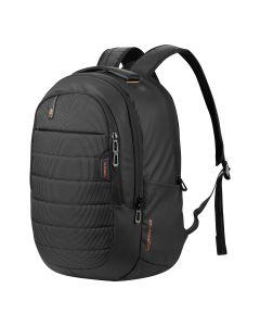 "Volkano Metro 15.6"" Laptop Backpack Black"