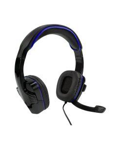 Sparkfox PS4 SF1 Stereo Headset - Black/Blue