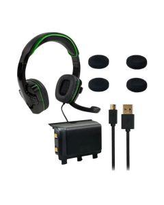 Sparkfox Xbox One Headset Gamer Combo - Black