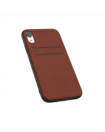 Body Glove Lux Credit Card Case Apple iPhone Xr - Brown