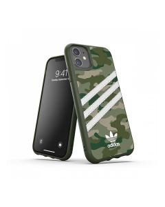 Adidas Apple iPhone 11 Samba Camo Case - Green