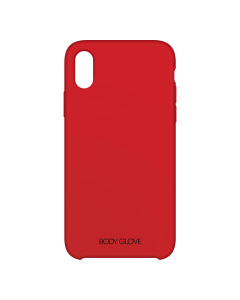 Body Glove Silk Case Apple iPhone Xs/X - Red