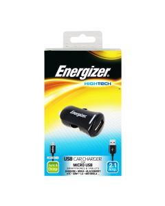 Energizer Car Charger - Blackberry 2.1 Amp