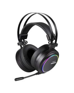 Aukey Virtual 7.1 Gaming Headset with RGB Lights