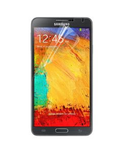 Ahha MonoShield Screenguard Samsung Galaxy Note 3 - Clear Screen Protector
