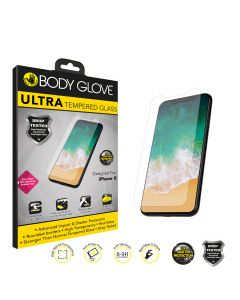 Body Glove Ultra Tempered Glass Screen Protector Apple iPhone X - Clear