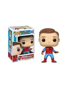 Funko Pop! Bobble: Marvel Spider-Man Homecoming: Spider-Man Homemade Suit