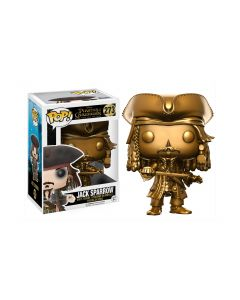 Funko Pop! Disney: Pirates of The Caribbean: Jack Sparrow Gold