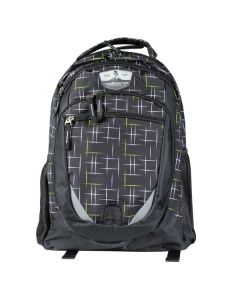 Volkano Champ Printed Backpacks 22L - GEO mixed